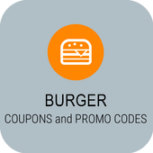 Burger Coupons - I'm In! icon