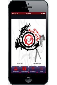 Bushido Academy of Karate Do poster
