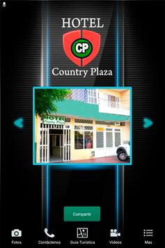 Hotel Country Plaza poster