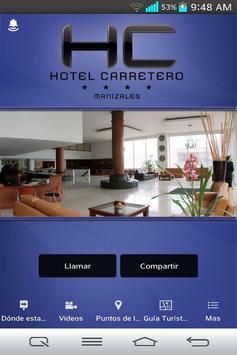 Hotel Carretero poster