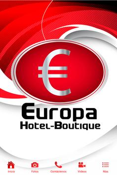 Europa Hotel Boutique poster
