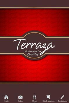 La Terraza Restaurante Bar poster