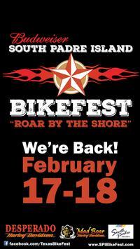 Texas BikeFest poster