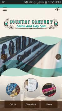 Country Comfort Salon& Day Spa apk screenshot