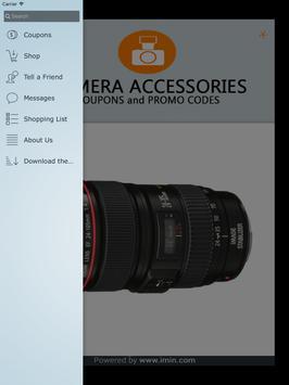 Camera Accessories Coupon-ImIn screenshot 6