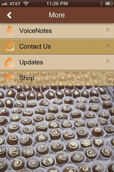 Homemade Candy Recipes apk screenshot