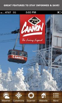 Cannon Live poster