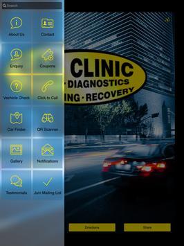 Cab Clinic apk screenshot