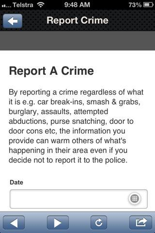 Crime Alert for Android - APK Download