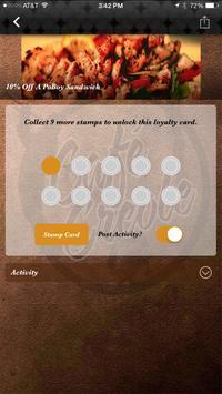 Cafe Creole apk screenshot