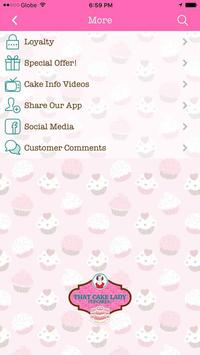 That Cake Lady apk screenshot