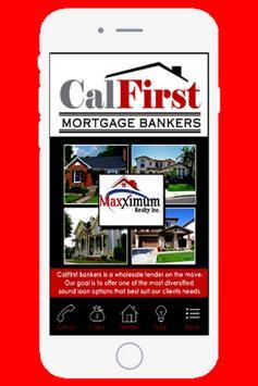 CalFirst Mortgage Bankers apk screenshot