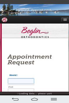 Beglin Orthodontics apk screenshot