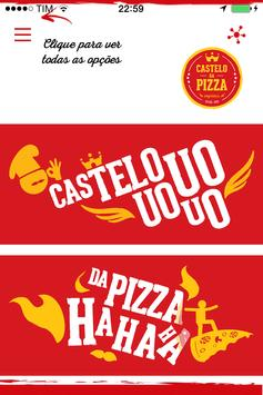 Castelo da Pizza poster