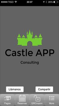 Castle APP Consulting poster