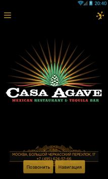 Casa Agave poster