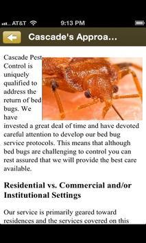 Cascade Pest Control screenshot 1