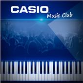 Casio Music Club icon