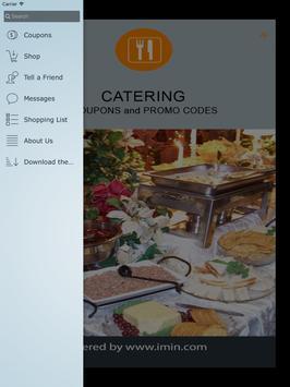 Catering Coupons I'm In! apk screenshot