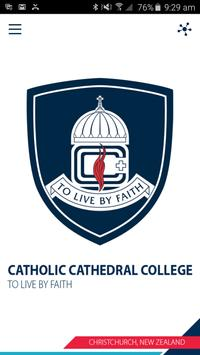Catholic Cathedral College poster