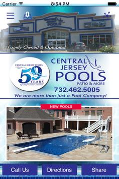 Central Jersey Pools poster