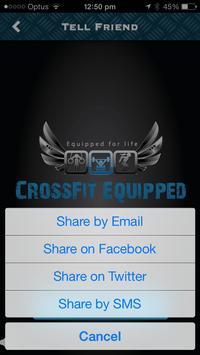 CFE Gym App poster