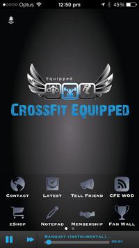 CFE Gym App screenshot 1