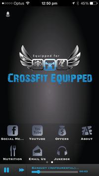 CFE Gym App screenshot 2