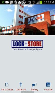 Lock+Store Self Storage poster