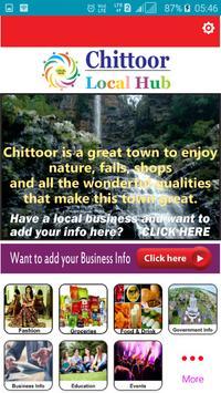 Chittoor LocalHub poster