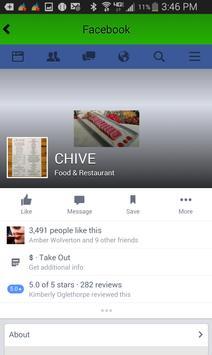 Chive apk screenshot