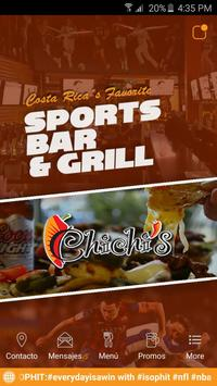 Chichi's Sports Bar & Grill poster