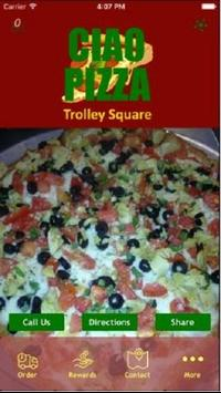 Gianni's Pizza Trolley Square poster