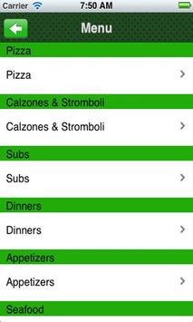 Ciccio's Pizza apk screenshot