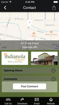City of Indianola MS screenshot 2