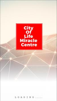 City of Life Church poster