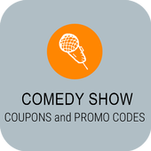 Comedy Show Coupons - I'm In! icon