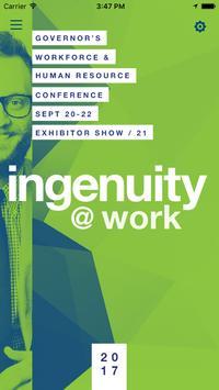 2017 Gov Workforce HR Conf. poster