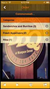 Commonwealth BBQ screenshot 1