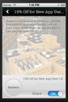 Coaltrain Wine & Spirits screenshot 2