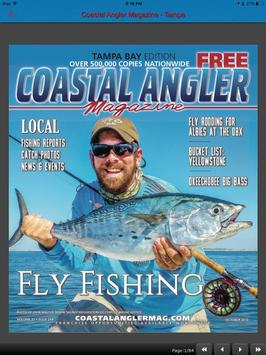 Coastal Angler Magazines screenshot 14