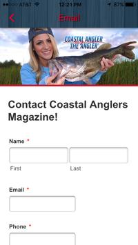 Coastal Angler Magazines screenshot 23