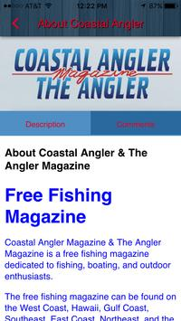 Coastal Angler Magazines screenshot 26