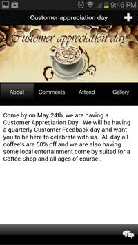 Coffee Shop Demo apk screenshot