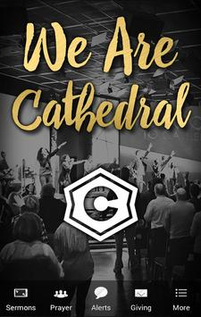 We Are Cathedral poster