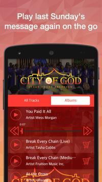 City of God Aberdeen apk screenshot