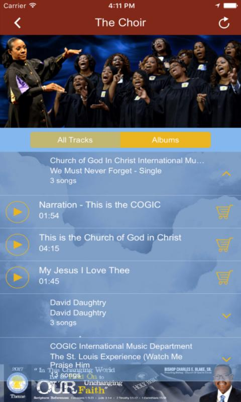 MY COGIC for Android - APK Download