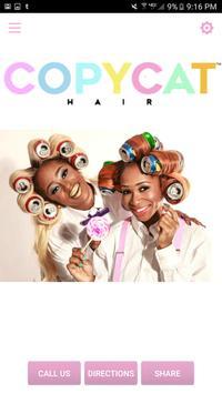 CopyCat Hair poster