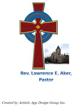 Cornerstone Baptist Church poster
