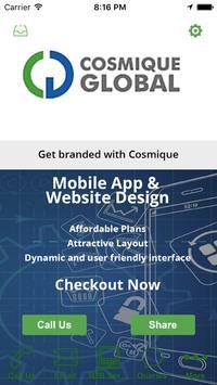 Cosmique Global screenshot 4